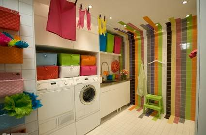 What Best Color To Paint Laundry Room With No Windows 3