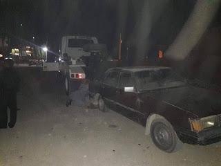 العثور على سيارة مسروقة في الناصرية