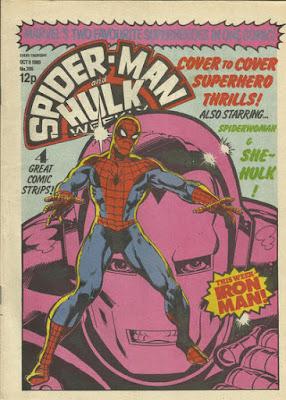 Spider-Man and Hulk Weekly #396