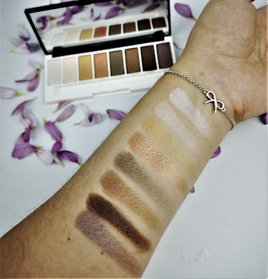 lily lolo FILTHY RICH eyeshadow palette