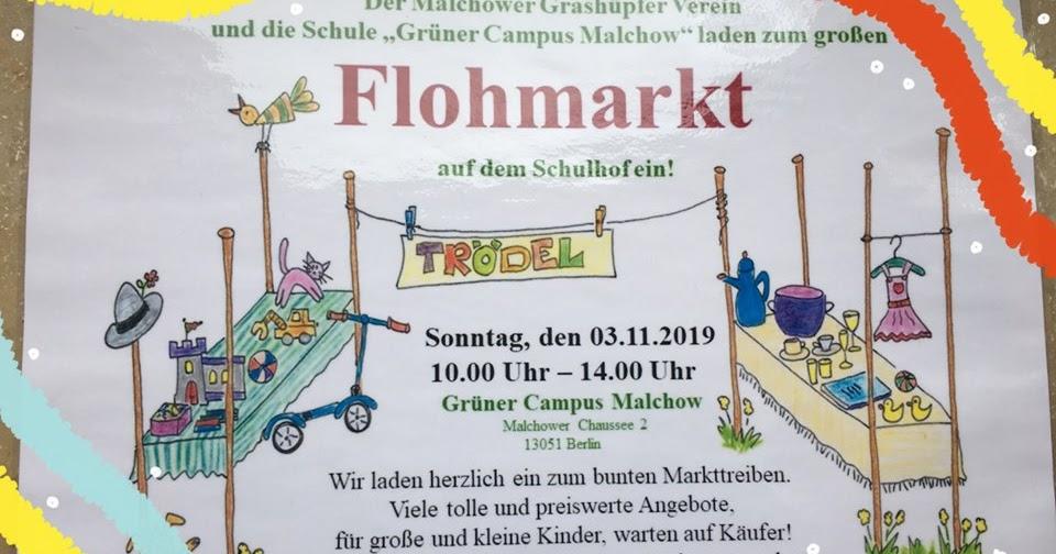 Flohmarkt Malchow