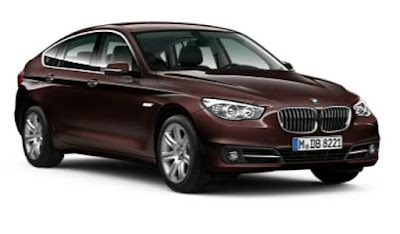 BMW 5-Series Safety: brake drying, traction control, emergency