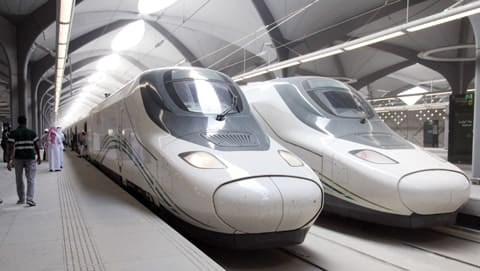 FREE TICKETS OF HARAMAIN TRAIN IN THE TRIAL PERIOD