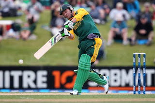 AB de Villiers 89* -  New Zealand vs South Africa 1st ODI 2014 Highlights