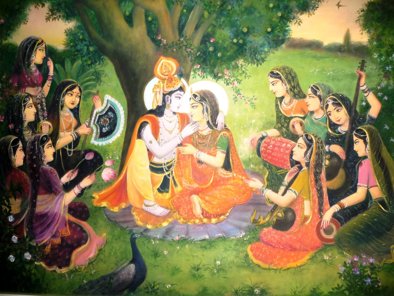 Osho Hd Wallpaper Hariharji Shri Krishna Karnamrita Forty First Shloka
