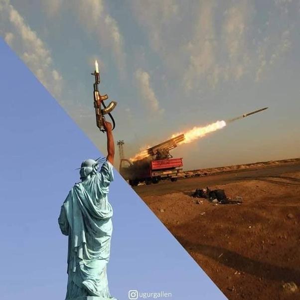 Özgürlük anıtıymış!