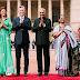 Macri fue agasajado por el presidente de India Ram Nath Kovin