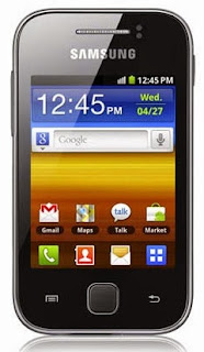 Flash Samsung Galaxy Y GT-S5360