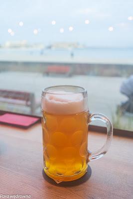 Złociste specjały browaru Port w Gdyni