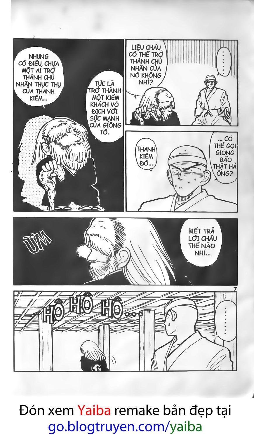 Yaiba chap 10 trang 5