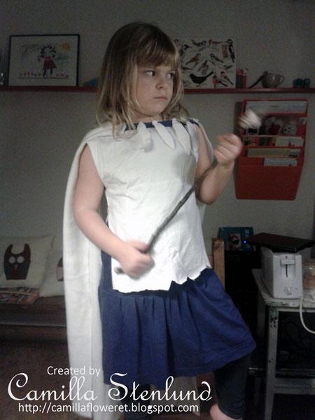 costume prinsess mononoke ghibli