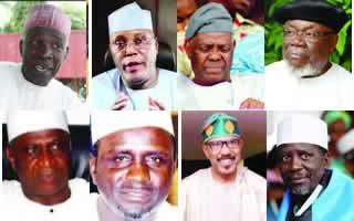 APC Founding Fathers Sidelined, Some Watching From The Opposition