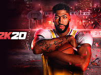 NBA 2K20 Mod Apk + DATA