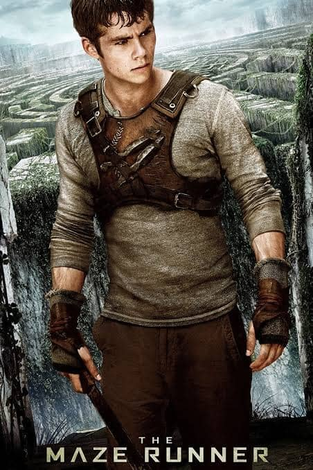 The Maze Runner (2014) Full Movie in Hindi 480p 300mb download
