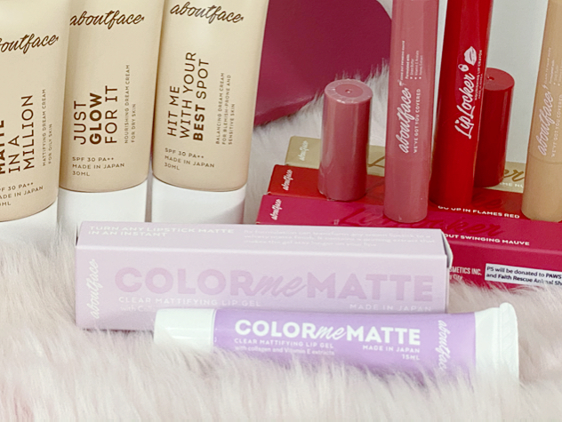 About Face Cosmetics Color Me Matte