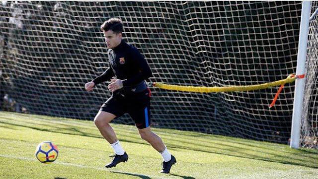 Tin HOT bóng đá sáng 20/1: Barca đón tin cực vui từ Coutinho 1