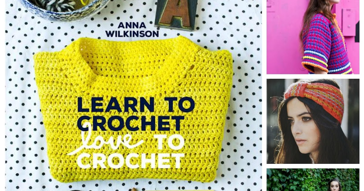 Learn Crochet : ... Flux: Book Review and Giveaway! Learn To Crochet, Love To Crochet