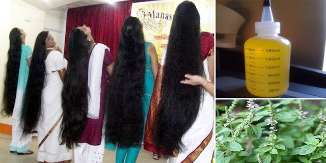Simple Home Method To Get Long, Thick, Strong And Shiny Hair In 2 Weeks
