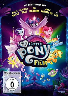 My Little Pony Movie Box (German)