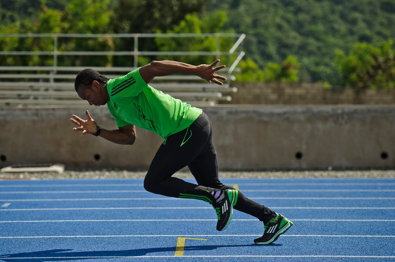 The NonProfit Press: Gold and Silver Medalist Yohan Blake to Lead Food For The Poor's 5K Walk ...