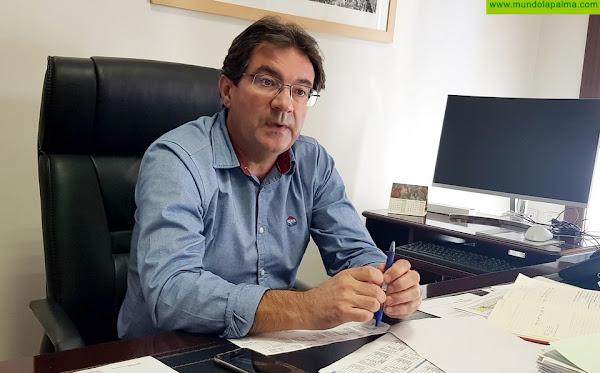 El Cabildo abona las subvenciones para el  funcionamiento las cofradías de pescadores de  La Palma