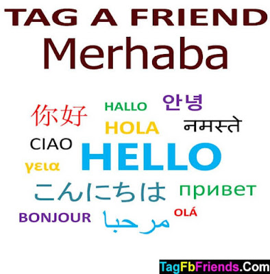 Hi in Turkish language