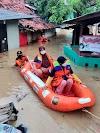 Senkom Rescue Karawang Kembali Terjun Evakuasi Warga Terdampak Banjir