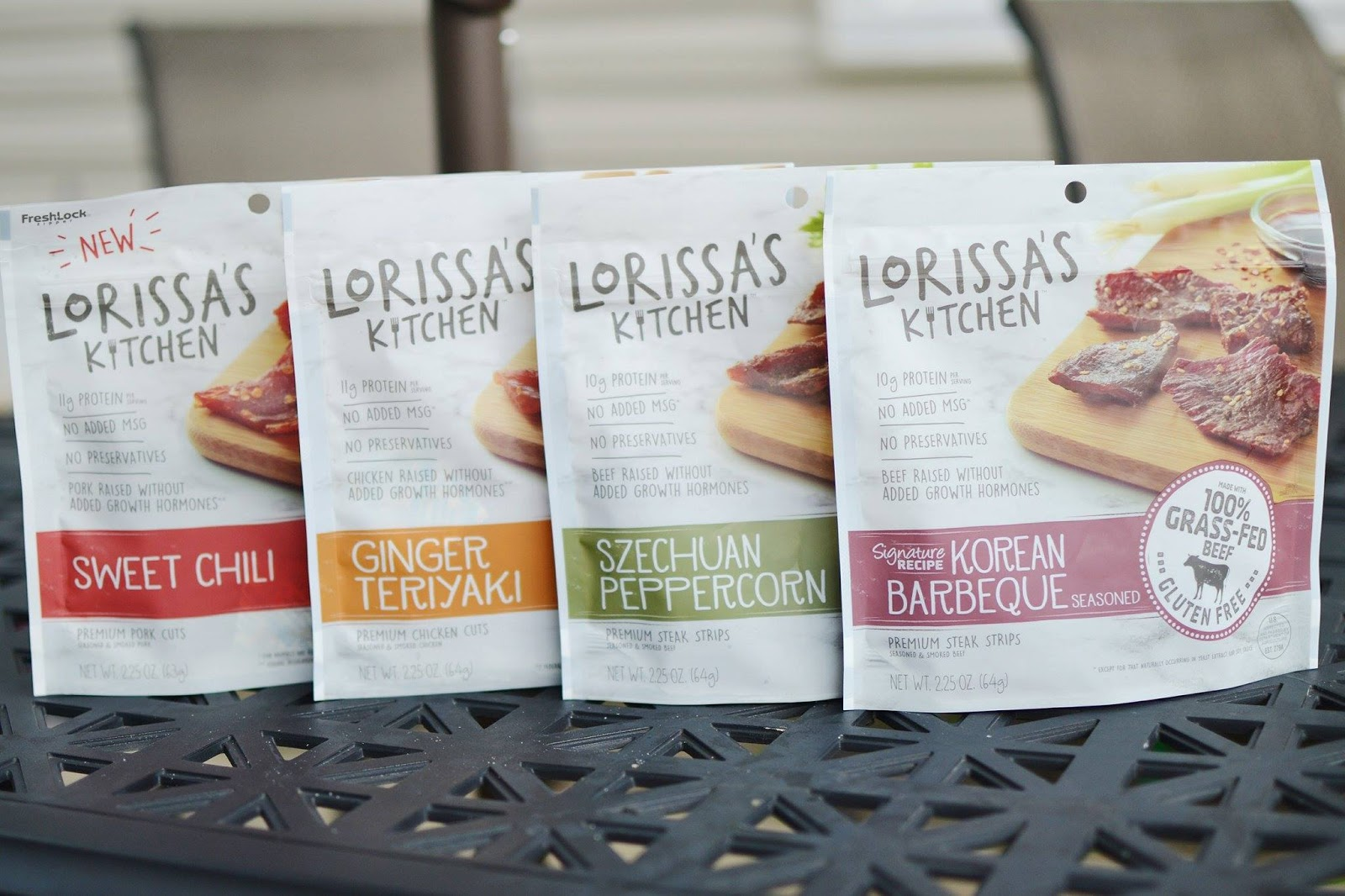 LKEVERYDAY - Lorissa\'s Kitchen Helps Pack In The Protein! | The Glam Mom