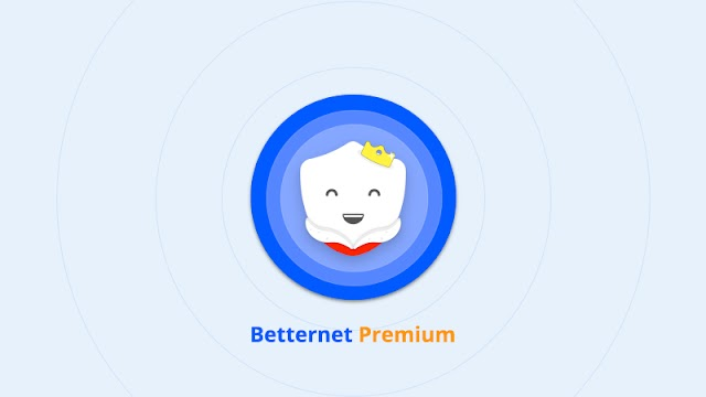 Betternet VPN Premium v5.2.2 Mod APK Download Latest Version