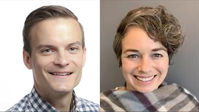 Podcast with Kieran Quinn and Krista Harrison 2