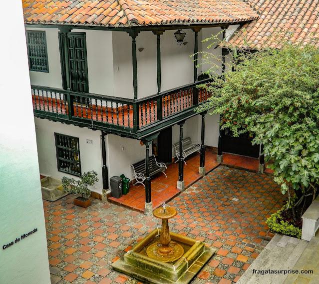 Casa da Moeda, Bogotá
