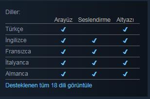 cyberpunk 2077 türkçe çıkıyor