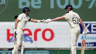 Cricket Highlightsz : India vs England 1st Test 2021 Highlights