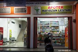 Lowongan Kerja Jambi Apotek Hafidzan Lestari Desember 2019
