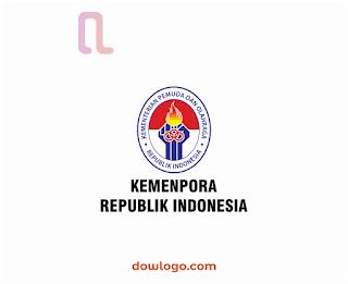 Logo Kemenpora Vector Format CDR, PNG