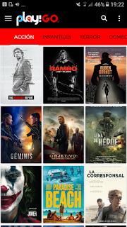 play go ver películas y series en español