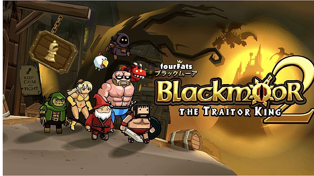 Blackmoor 2 Top Best Action Games for Android!