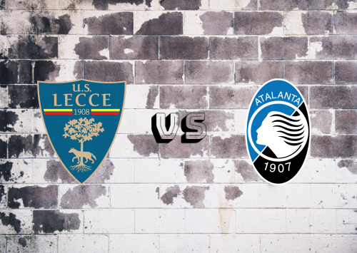 Lecce vs Atalanta  Resumen