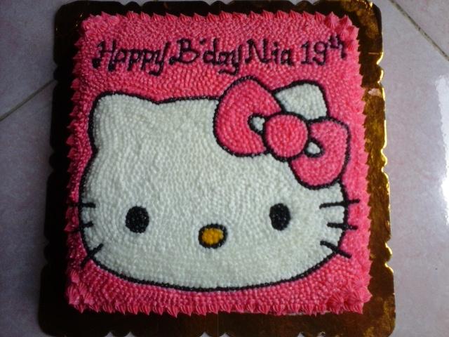 Cara Membuat Kue Ulang Tahun Hello Kitty Nggablog Com
