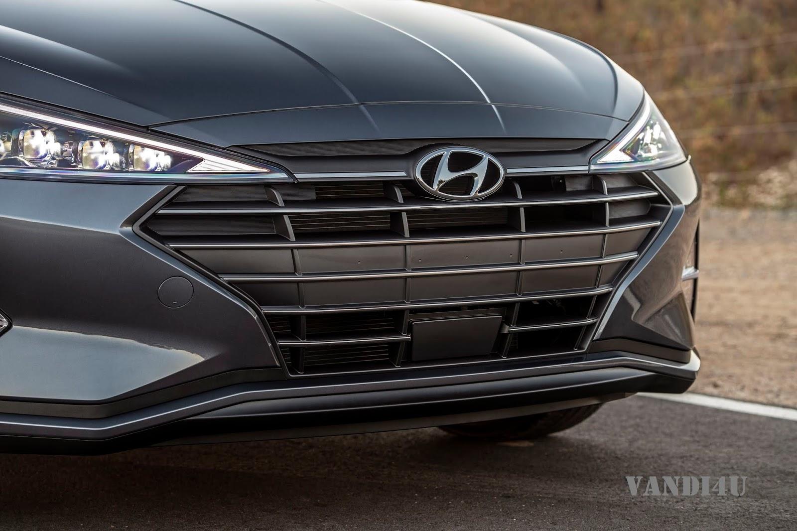 2020 Hyundai Elantra: Top 5 things to know | VANDI4U
