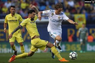 فياريال و ريال مدريد