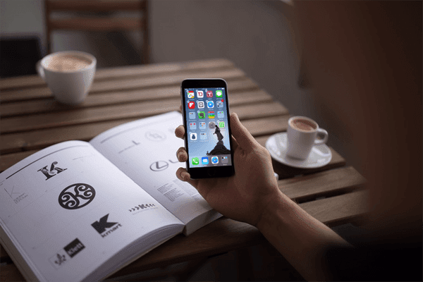 Menghapus Aplikasi dari iOS