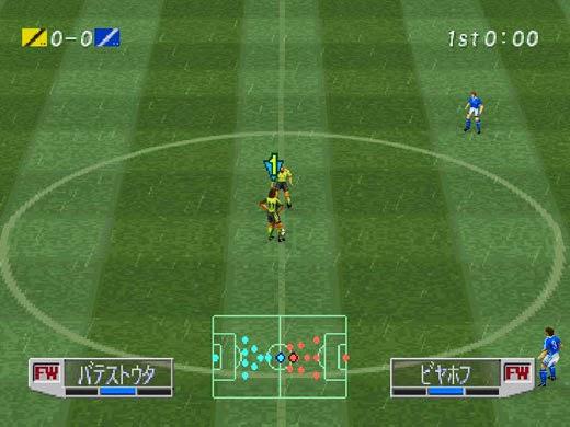 تنزيل لعبة كرة القدم Winning eleven 3 للكمبيوتر رابط محدث 2017