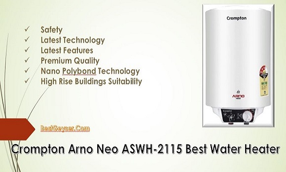 Crompton Arno Neo ASWH-2115 Best Water Heater