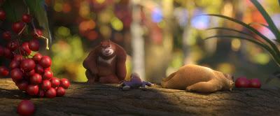 Boonie Bears: Uma Aventura em Miniatura - Divulgação