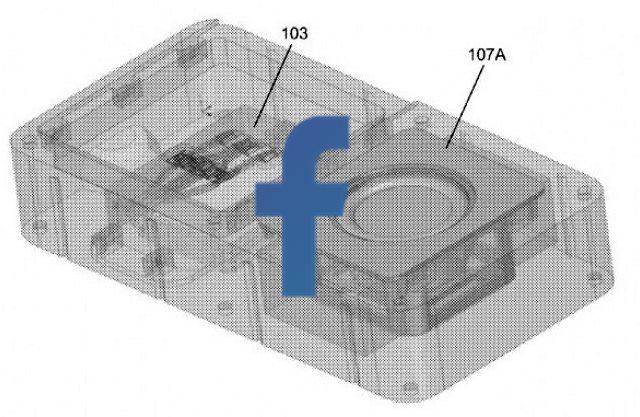Smartphone Modular Facebook