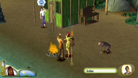the sims castaway stories iso