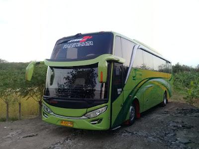 Sewa Bus Pariwisata SHD / HDD di Surabaya / Malang