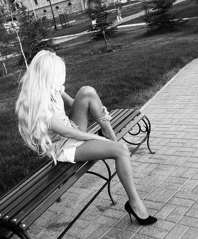 blonde russische Frauen
