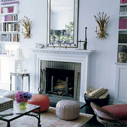 Return To Home: Trends That Stick: The Pouf